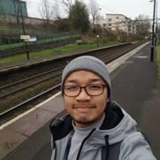 Ahmad Syafiq的用戶個人資料