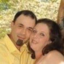 Profil utilisateur de James & Feleccia