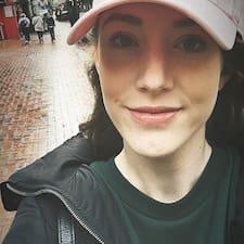 Jess felhasználói profilja