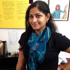 Deepti User Profile