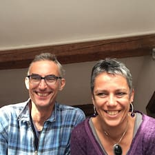 Emmanuelle & Mathias Brukerprofil