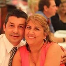 Angela Maria felhasználói profilja
