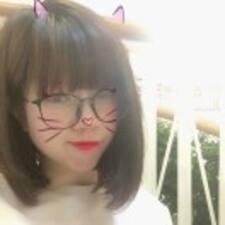 蓝雅 User Profile