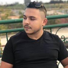 Henkilön Hisham käyttäjäprofiili