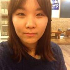 자연 felhasználói profilja