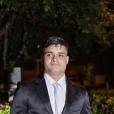 Ezequias felhasználói profilja