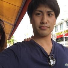 Daisuke - Uživatelský profil