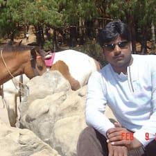 Dinesh Chandra Reddy User Profile