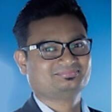 Profil Pengguna Rupesh