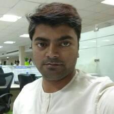 Chandra Bhushan felhasználói profilja