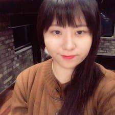 Användarprofil för Jiwon