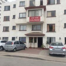 Gebruikersprofiel Apart Hotel Colonial