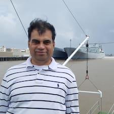 Prashanth felhasználói profilja