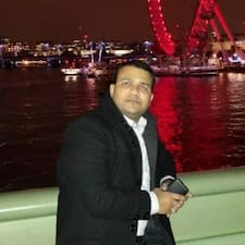 Siddharth felhasználói profilja