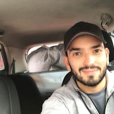 Henkilön Esteban käyttäjäprofiili