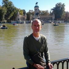 Víctor María Brukerprofil