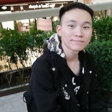 Yan Bin的用戶個人資料