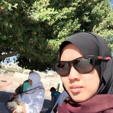 Faridah Kullanıcı Profili