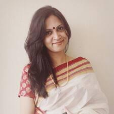 Profil utilisateur de Puja