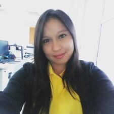 Johanna felhasználói profilja