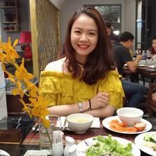 Användarprofil för Huong Giang
