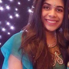 Profil utilisateur de Bhavini