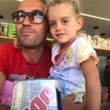 Gianfranco felhasználói profilja