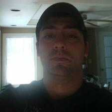 Vincent felhasználói profilja