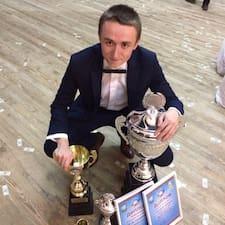 Nutzerprofil von Uladzislau