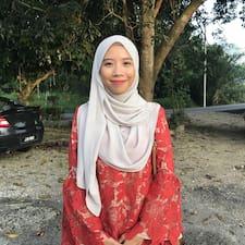Siti Khadijah User Profile