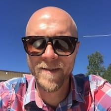 Profilo utente di Henrik