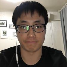 Man User Profile