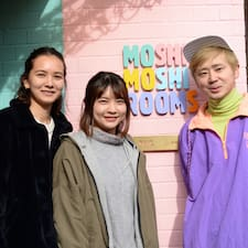 Moshi Moshi Rooms User Profile
