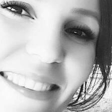 Profil utilisateur de Sarah