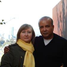 Yashy & Irene - Uživatelský profil