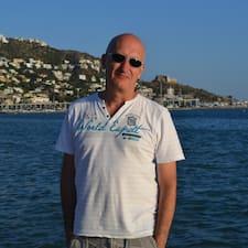 Gervais Kullanıcı Profili