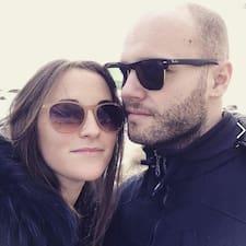 Profil utilisateur de Boris & Pauline