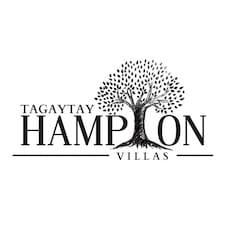 Hampton Villas的用戶個人資料
