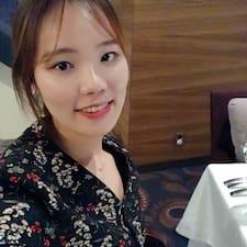 Perfil do usuário de 윤주