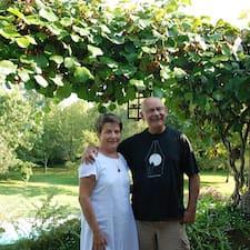Profil Pengguna Sylvianne Et Pascal
