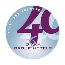 Diana Group Hotels User Profile