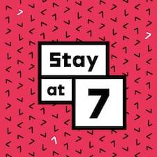 Stay At 7 felhasználói profilja