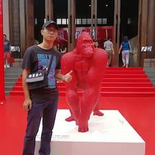 Jian felhasználói profilja