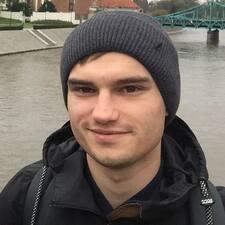 Profil utilisateur de Volodymyr