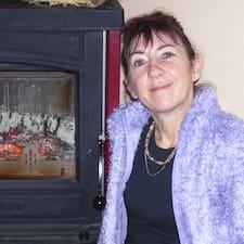 Marie-Josée felhasználói profilja