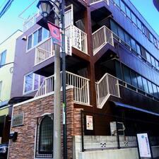 Användarprofil för Guest House Saitama