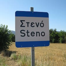 โพรไฟล์ผู้ใช้ Steno