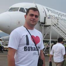 Grigory felhasználói profilja
