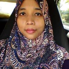 Nutzerprofil von Siti Salbiah