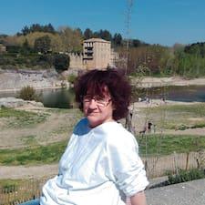 Profil Pengguna Marie-Ange